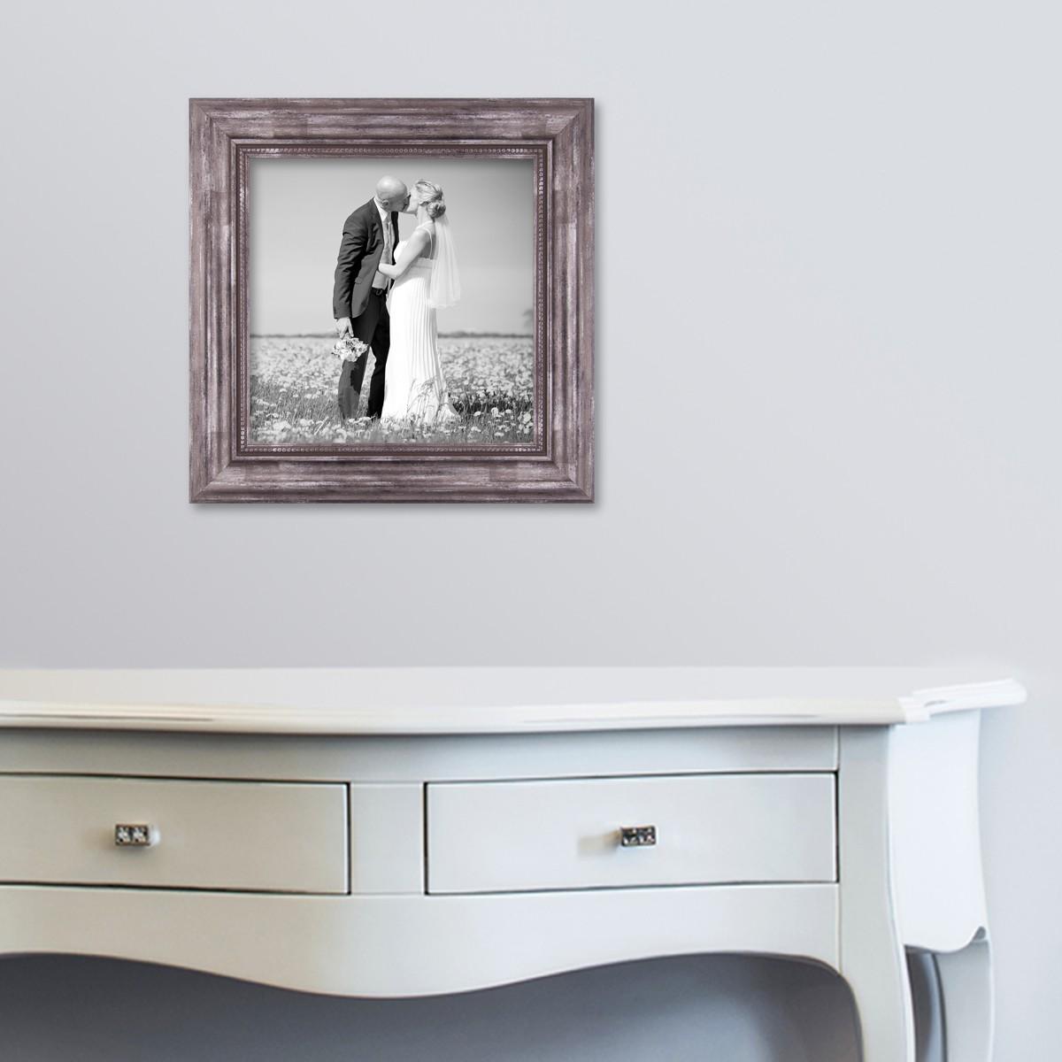 bilderrahmen landhaus barock breit vintage holz gold silber braun weiss rahmen. Black Bedroom Furniture Sets. Home Design Ideas