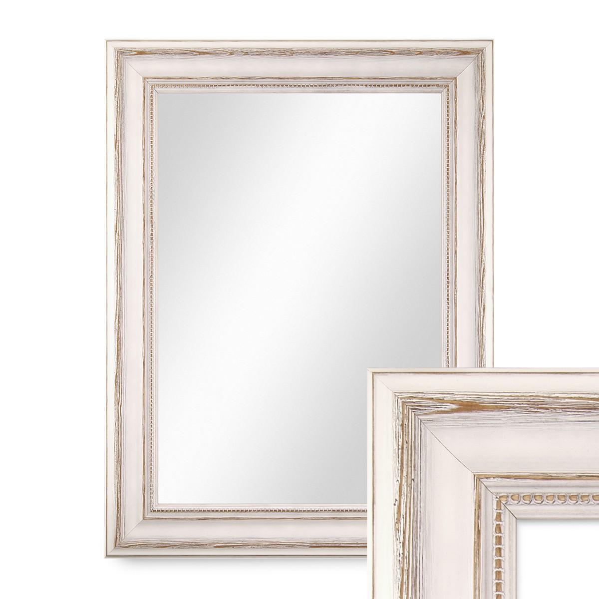 spiegel landhaus barock breit vintage holz gold silber braun weiss rahmen ebay. Black Bedroom Furniture Sets. Home Design Ideas