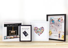 hochzeits geschenke bilderrahmen hochzeitsrahmen photolini. Black Bedroom Furniture Sets. Home Design Ideas