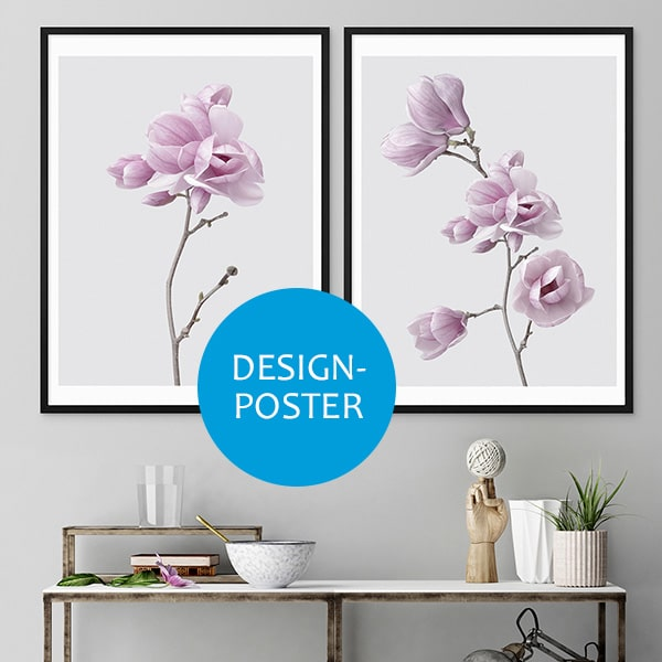 Design-Poster Set Spa