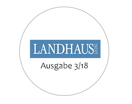 Referenz Landhaus Living