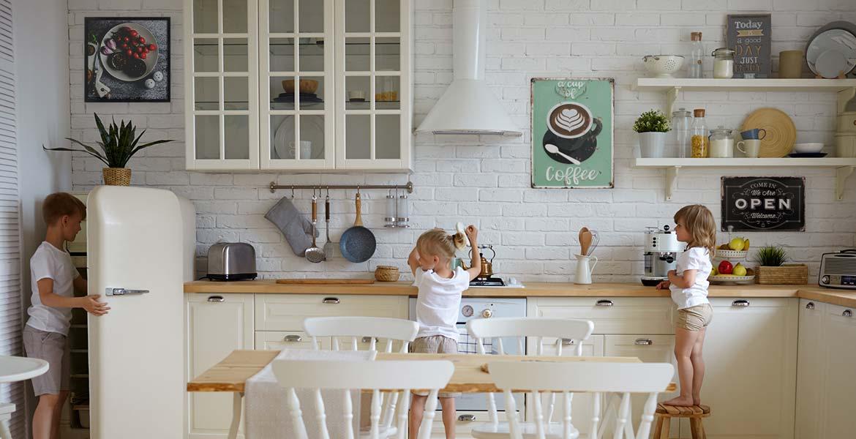 Küchenbilder als ideale Dekoration für die Küche